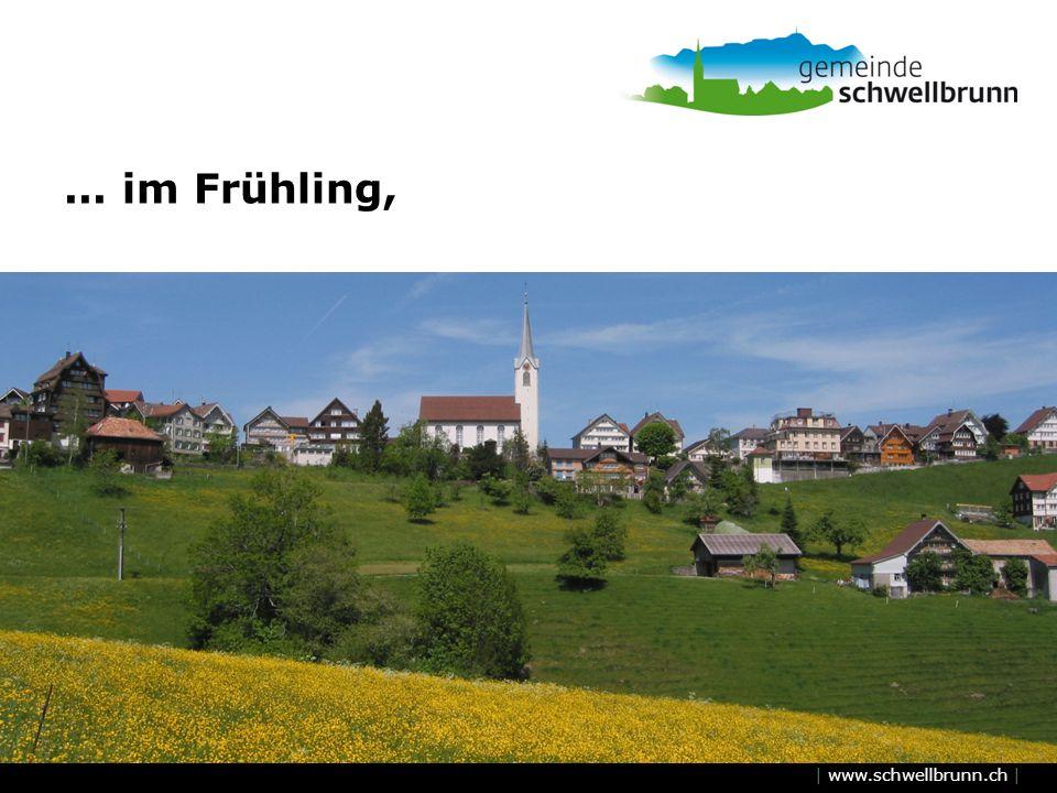 | www.schwellbrunn.ch |... im Frühling,