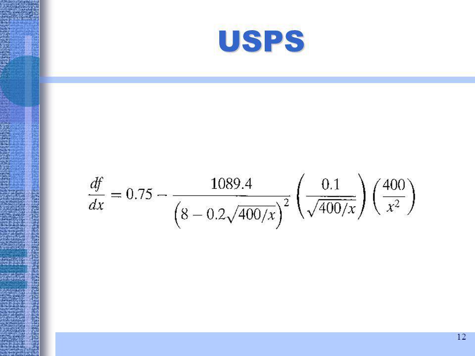 12 USPS