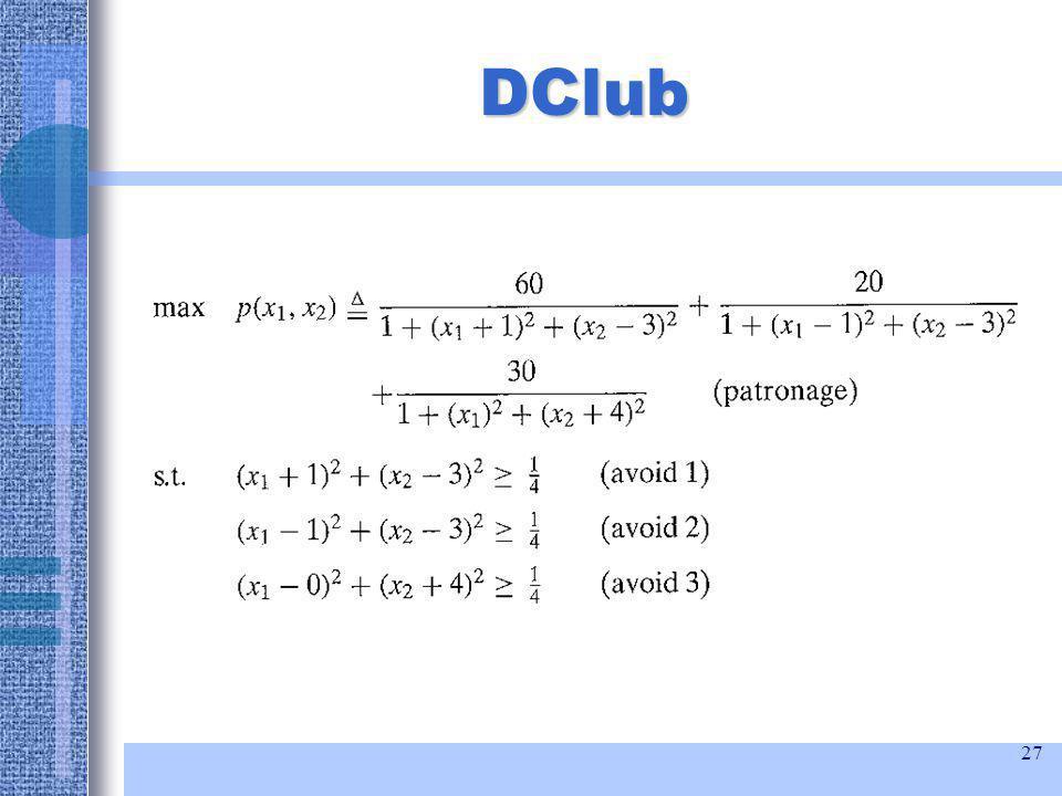 27 DClub