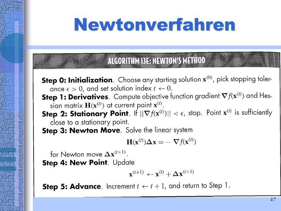47 Newtonverfahren