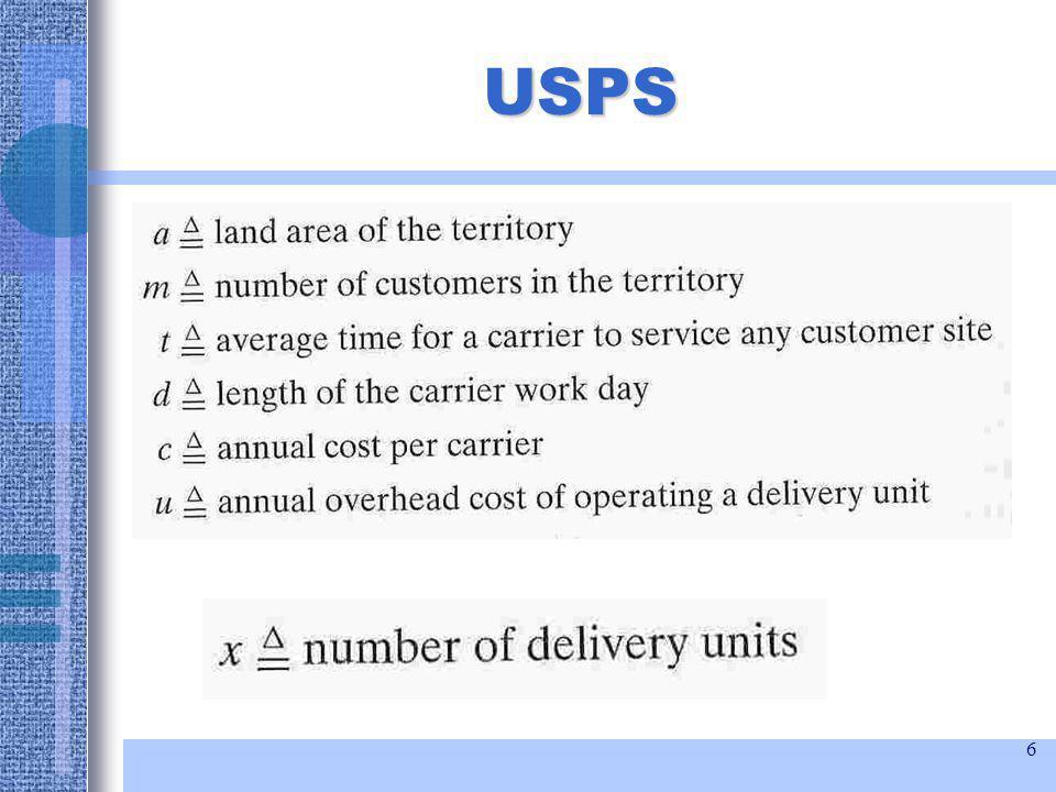 6 USPS