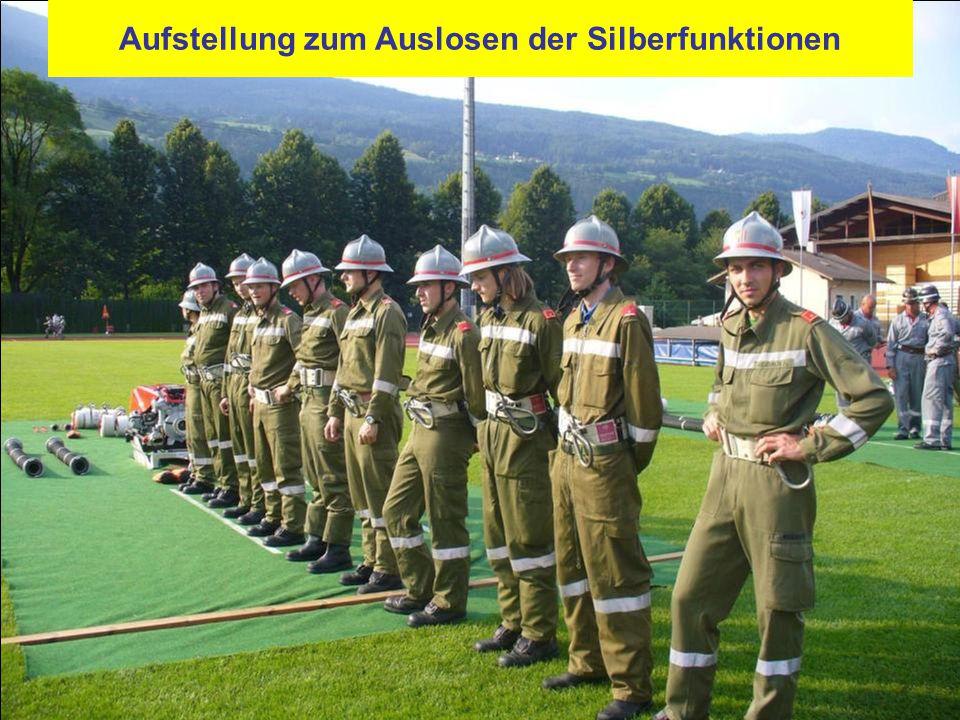 Der Bewerterstab der Freiwilligen Feuerwehren Südtirols