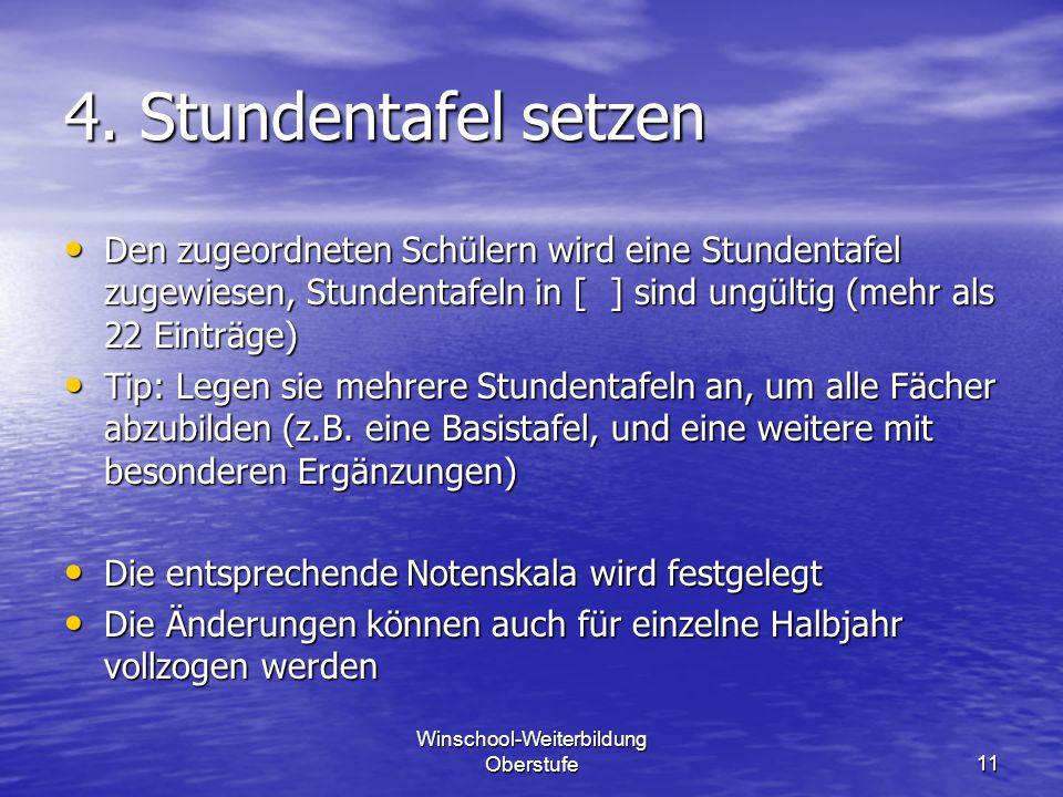 Winschool-Weiterbildung Oberstufe11 4.