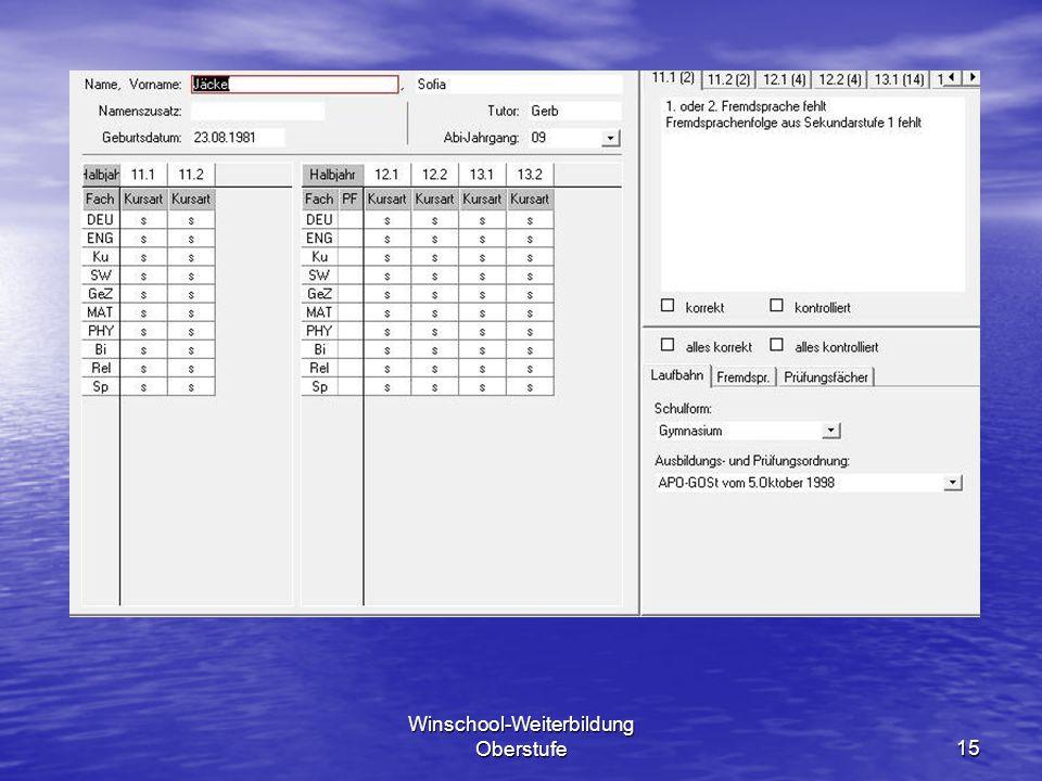 Winschool-Weiterbildung Oberstufe15