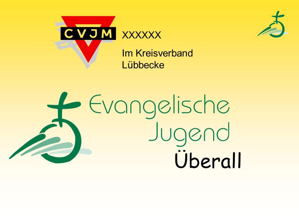 Überall XXXXXX Im Kreisverband Lübbecke