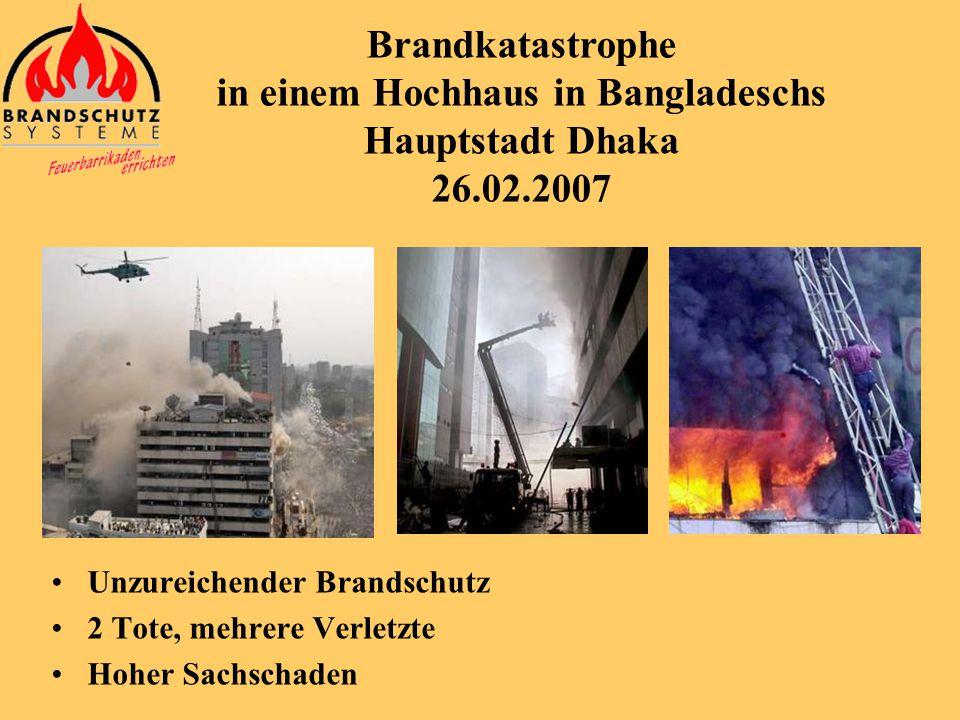 Brandkatastrophe Atatürk-Flughafen Istanbul 24.05.2006 •Ursache: Kurzschluß •mehrere Verletzte •Millionen hoher Sachschaden