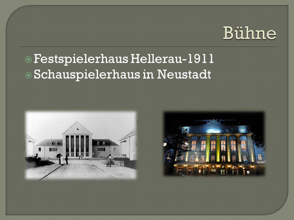  Festspielerhaus Hellerau-1911  Schauspielerhaus in Neustadt
