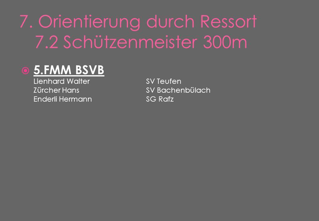  5.FMM BSVB Lienhard WalterSV Teufen Zürcher HansSV Bachenbülach Enderli HermannSG Rafz