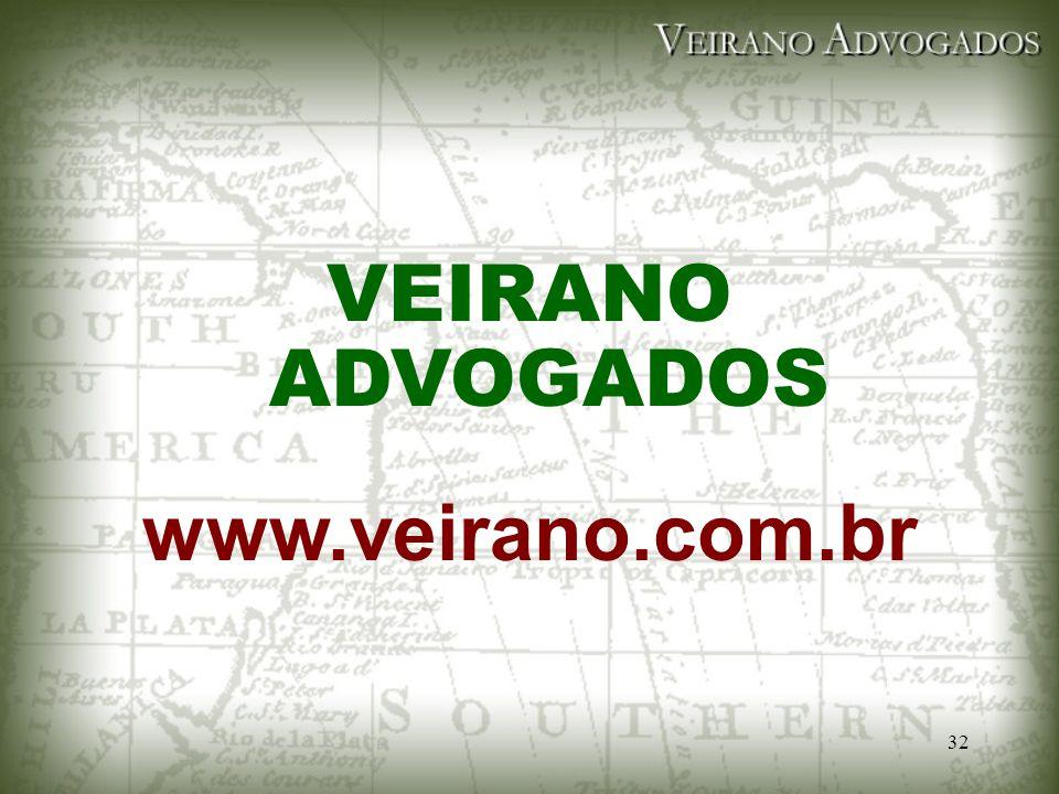 32 VEIRANO ADVOGADOS www.veirano.com.br