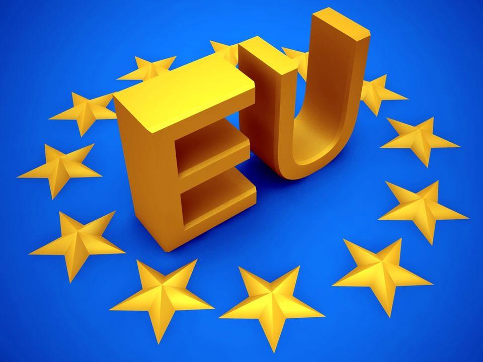 •Die wichtigsten politischen Institutionen auf der europäischen Ebene sind: die Europäische Kommission das Europäische Parlament der Europäische Gerichtshof der Europäische Rat.