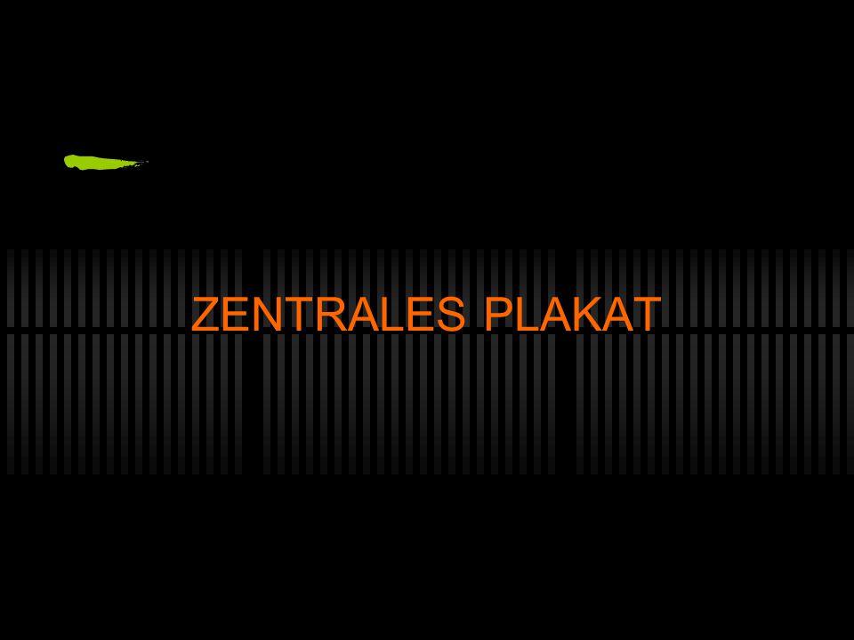ZENTRALES PLAKAT