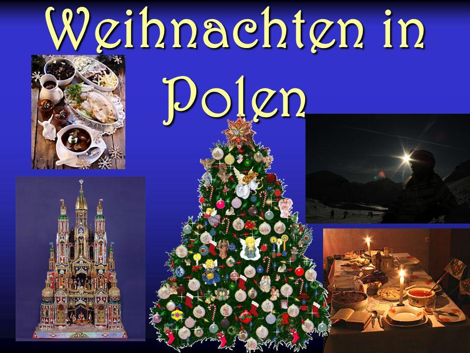 Weihnachten in Polen