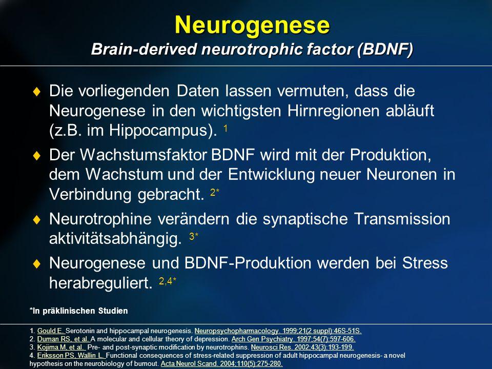 1. Gould E. Serotonin and hippocampal neurogenesis. Neuropsychopharmacology. 1999;21(2 suppl):46S-51S.Gould E. Neuropsychopharmacology. 1999;21(2 supp