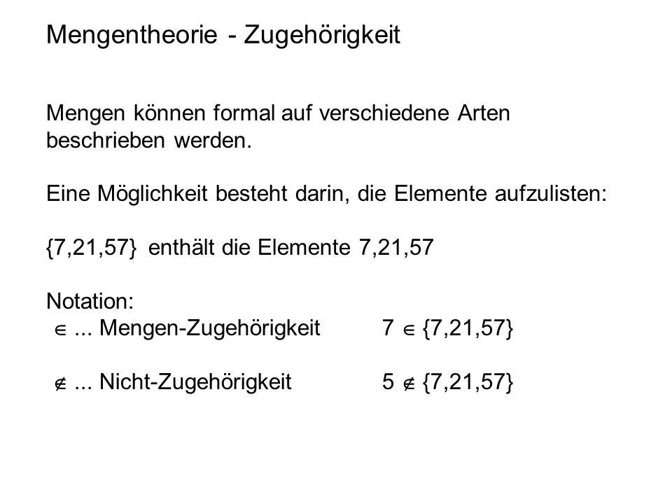 Formale Sprachen Für w   * und a   bezeichnen wir mit |w| a die Anzahl der Symbole a in w.