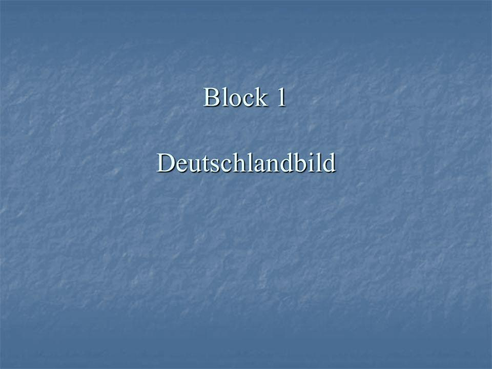 Block 1 Deutschlandbild