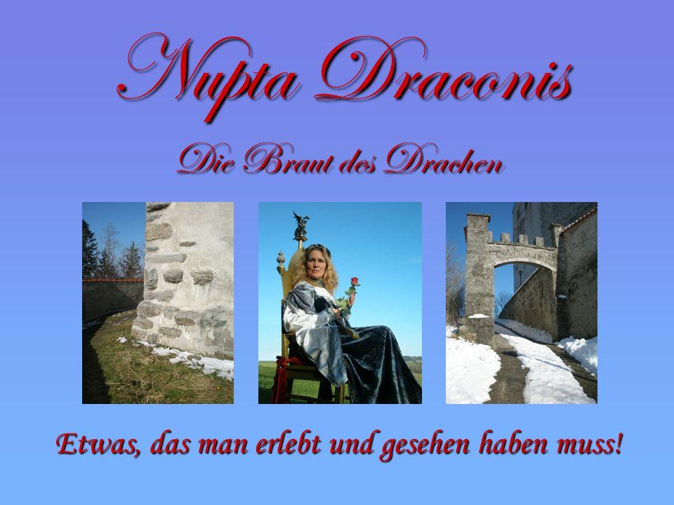 Nupta Draconis ist eine künstlerisch darstellend / erzählende Figur.