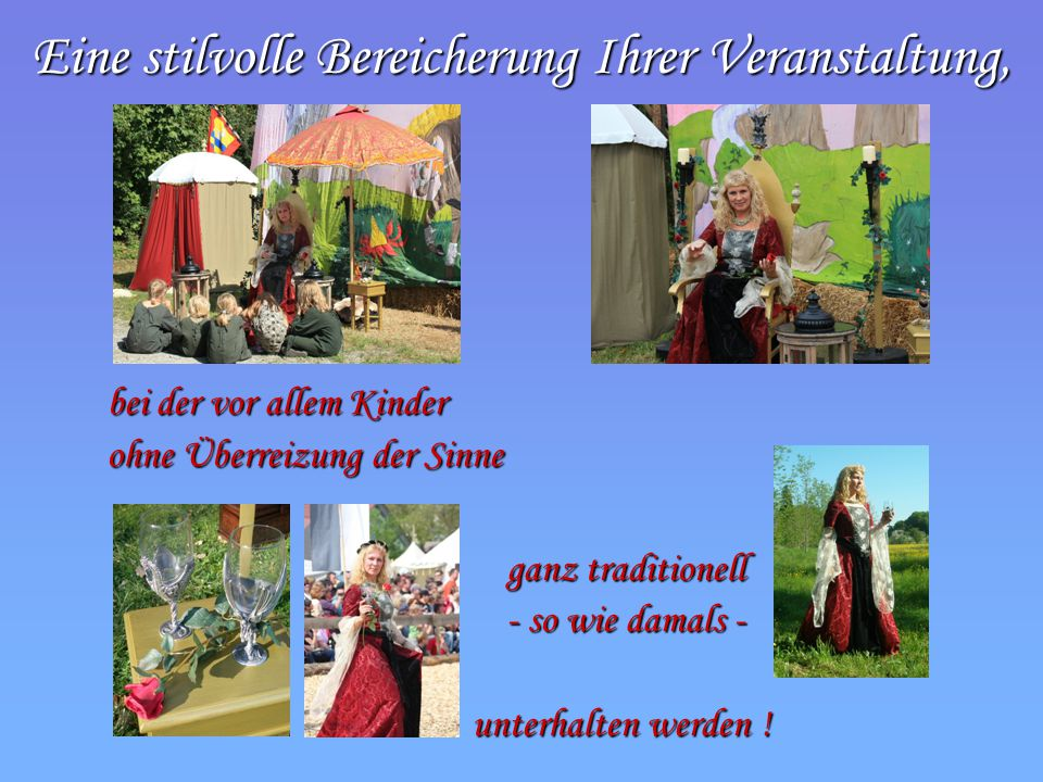 Nupta Draconis Geschichten für Alt und Jung vorgetragen von: Gundula Hund Gutenfurt 6 - 88214 Ravensburg 0751 / 651697 gundula-hund@gmx.dewww.gundula-hund.de Bitte notieren Sie sich für die nächste Veranstaltung: