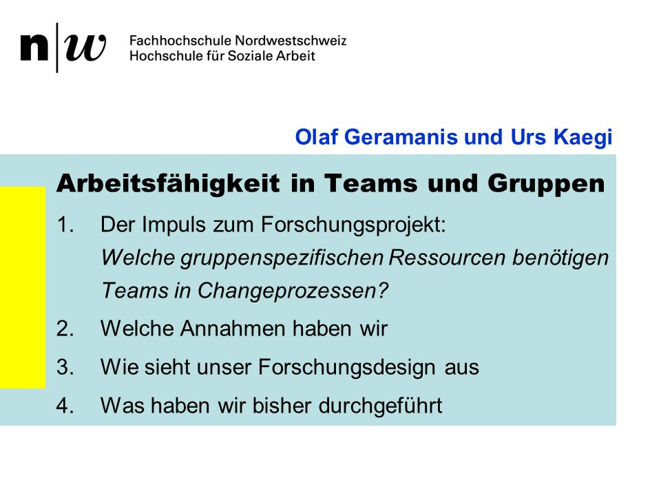 Herausforderungen V Beteiligung und Gestaltung des Wandels Mitdenken, Mitgestalten, Mitentscheiden.