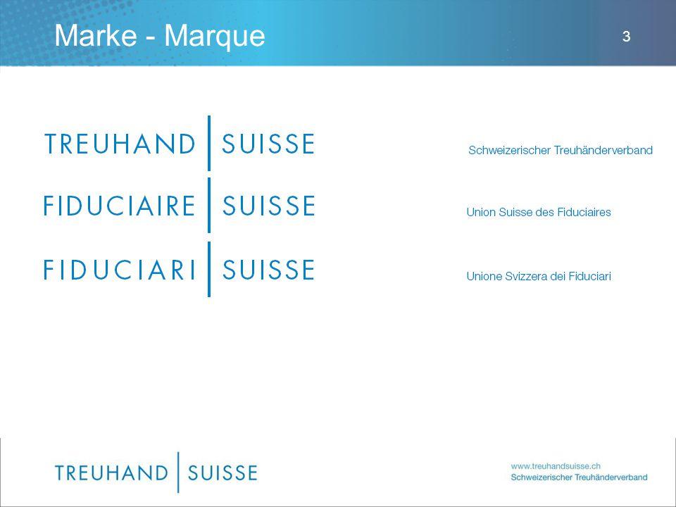 3 Marke - Marque