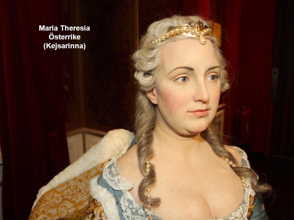 Maria Theresia Österrike (Kejsarinna)