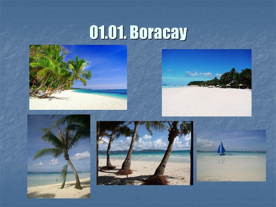 01.01. Boracay