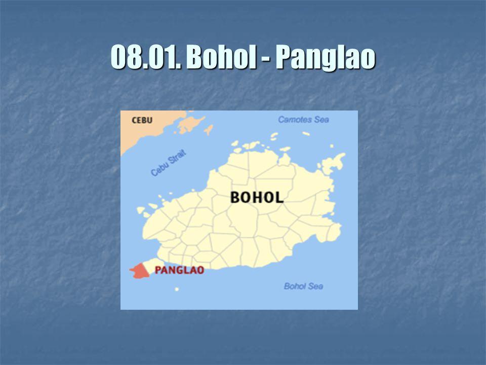 08.01. Bohol - Panglao