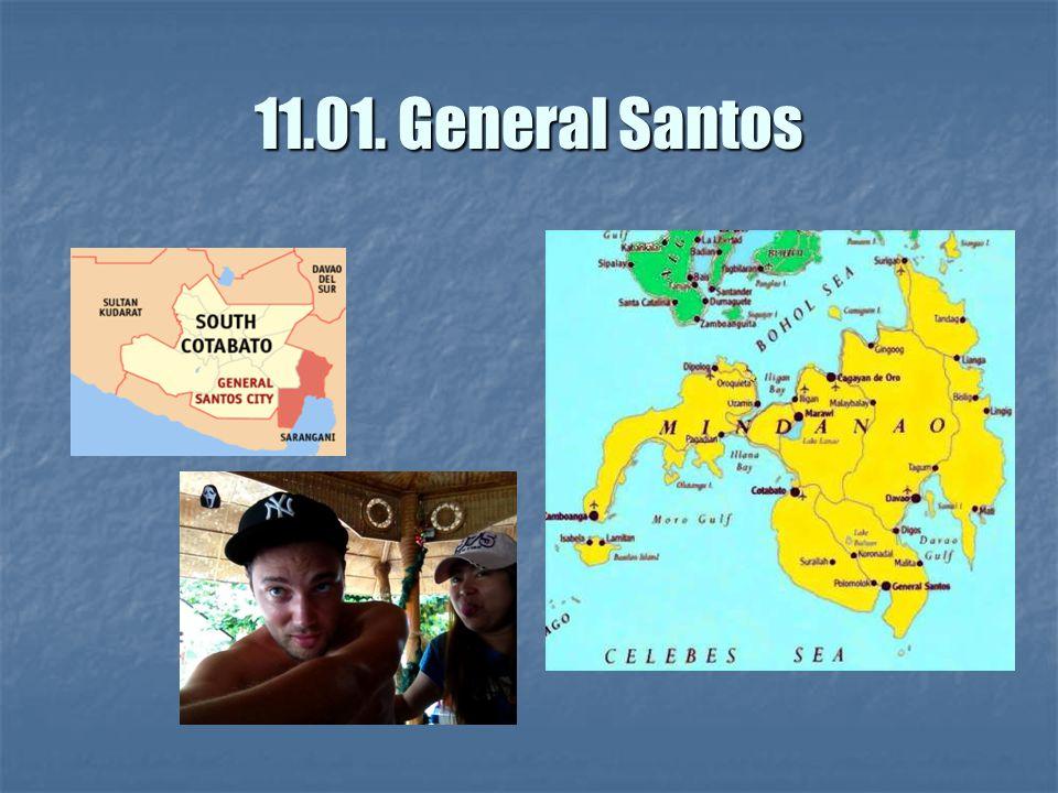 11.01. General Santos