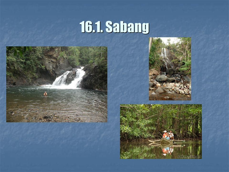 16.1. Sabang