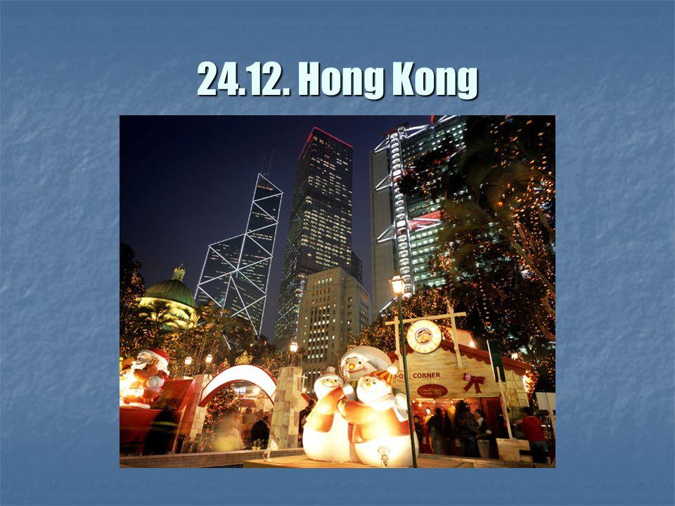 24.12. Hong Kong