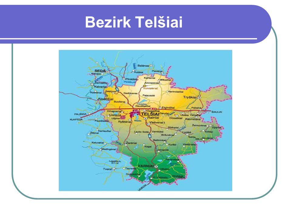 Bezirk Telšiai