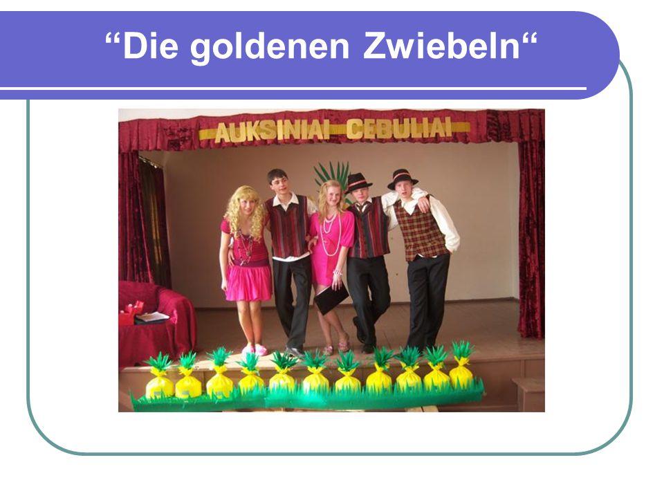 Die goldenen Zwiebeln