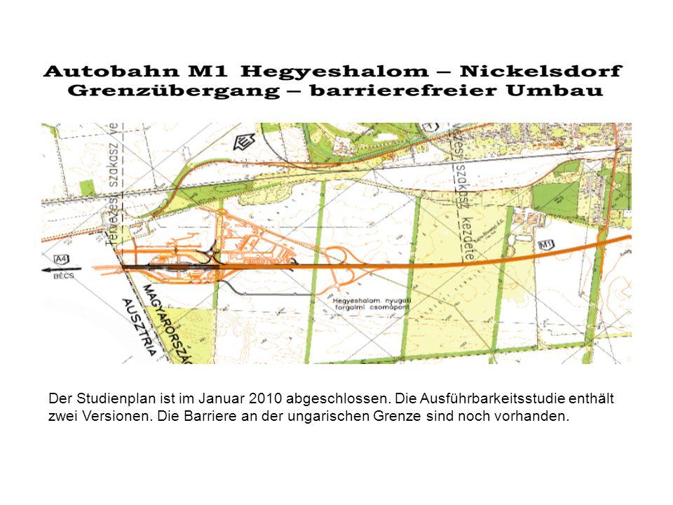 Regionales Operationelles Programm Grenzabschnitt Österreich-Ungarn Straße 74183.