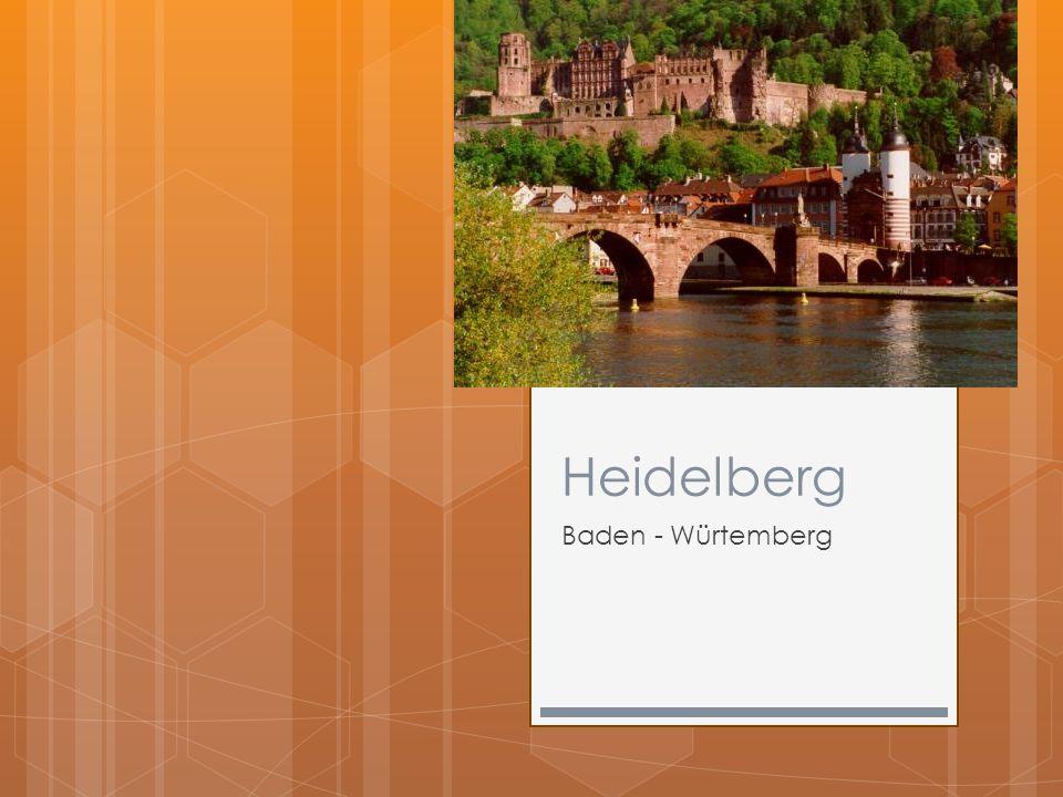 Heidelberg Baden - Würtemberg