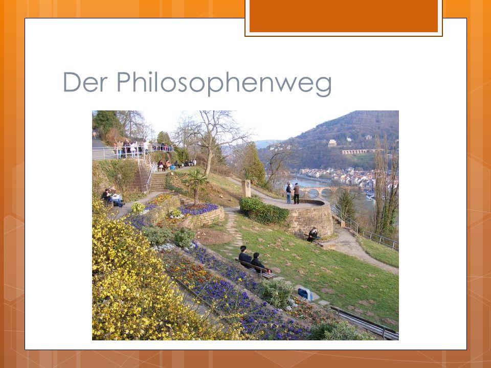 Der Philosophenweg