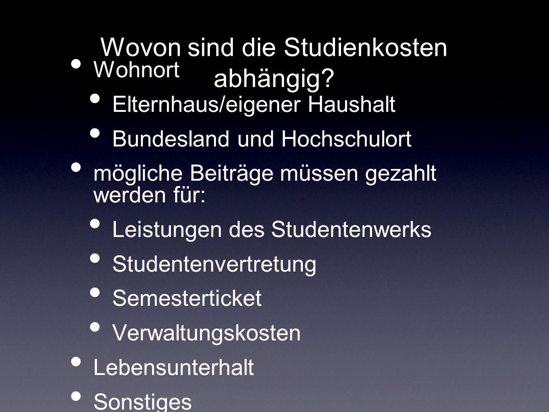 Quellen Bruder http://www.studienwahl.de/index.aspx.