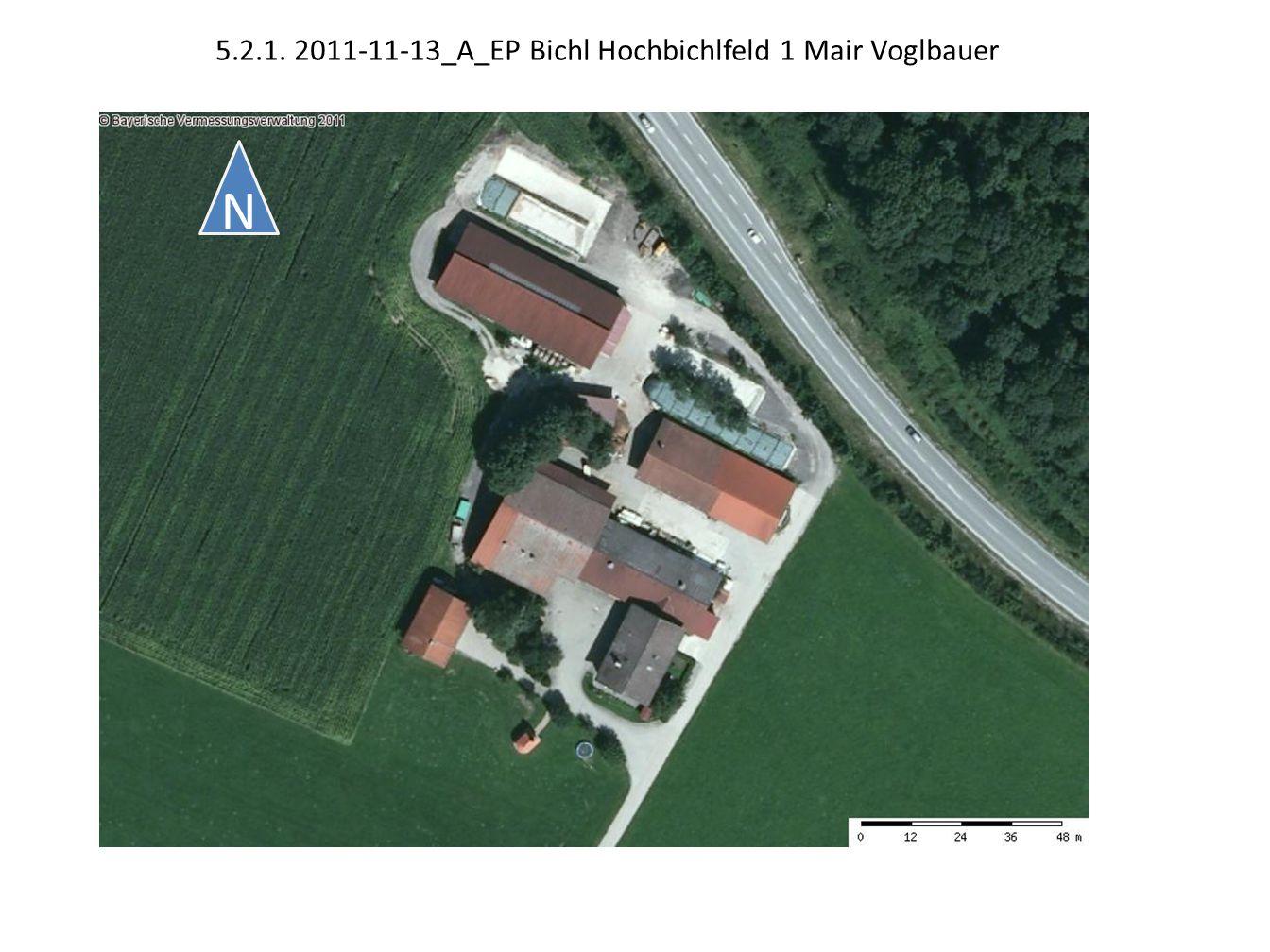 N 5.2.1. 2011-11-13_A_EP Bichl Hochbichlfeld 1 Mair Voglbauer