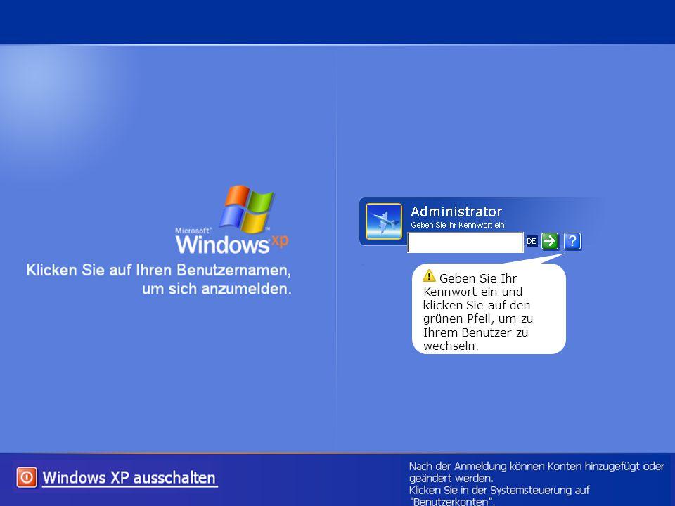 Windows wird gestartet…