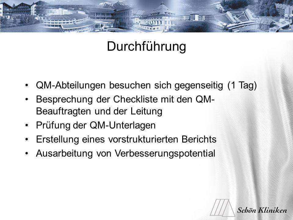 Herkunft der Fragen KTQ Eigene QM-Fragen (RB) DEGEMED Auditcheckliste DEGEMED Qualitätskriterien ISO 9001 Kriterien Kriterien der DEGEMED Mitgliedskliniken