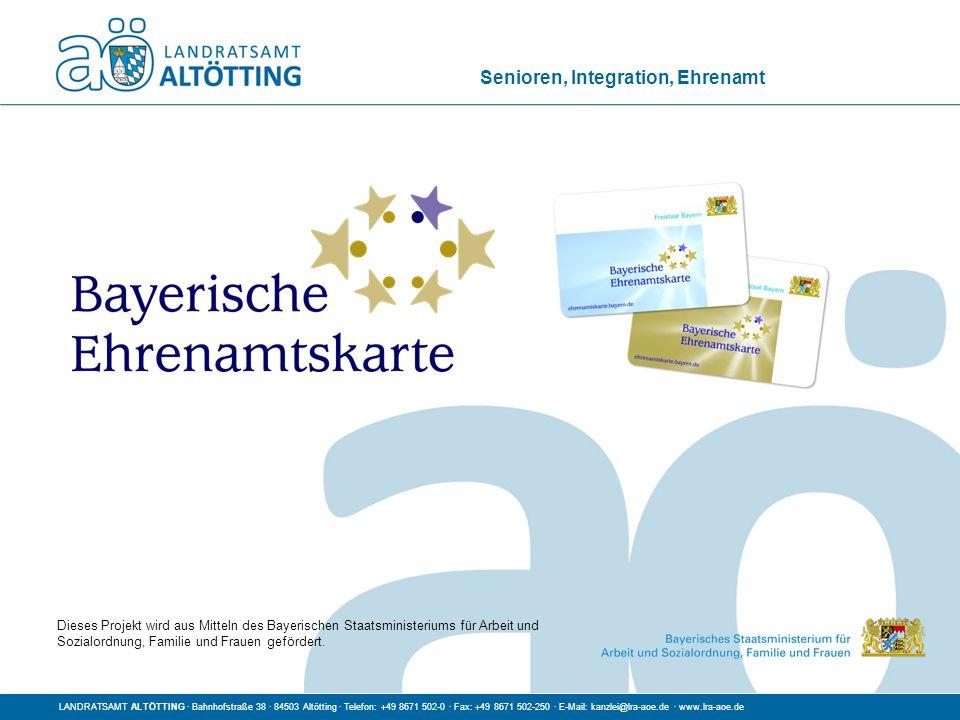 LANDRATSAMT ALTÖTTING · Bahnhofstraße 38 · 84503 Altötting · Telefon: +49 8671 502-0 · Fax: +49 8671 502-250 · E-Mail: kanzlei@lra-aoe.de · www.lra-ao