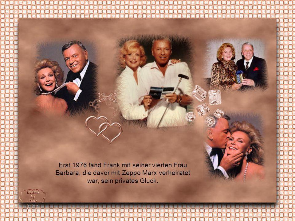 1966 heiratete er Mia Farrow, eine blutjunge Schauspielkollegin.