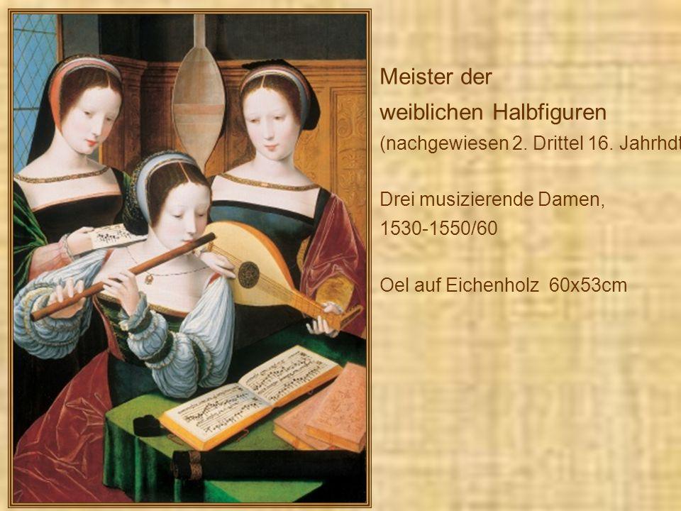Antwerpener Manierist Anbetung der Heiligen Drei Koenige, Anfang 16 Jahrhdt.