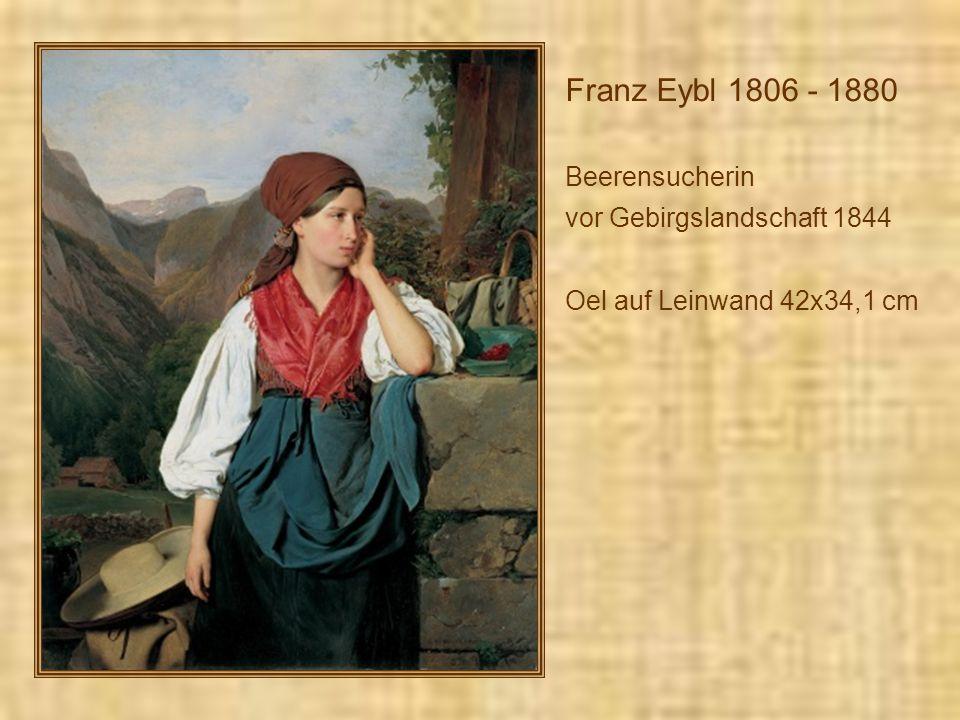 Camille Corot 1796 - 1875 Lesendes Maedchen, c. 1850 -1855 Oel auf Leinwand 46 x 38,5cm