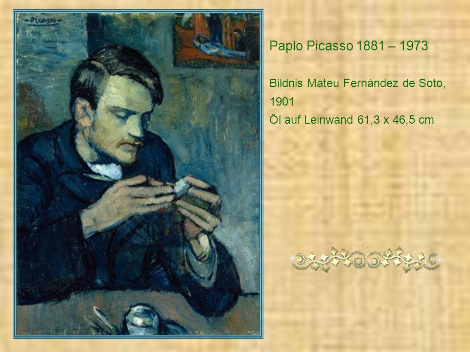 Paul Cézanne 1839-1906 Stillleben mit Fayencekrug und Früchten c. 1900 Oel auf Leinwand 73,7x101 cm