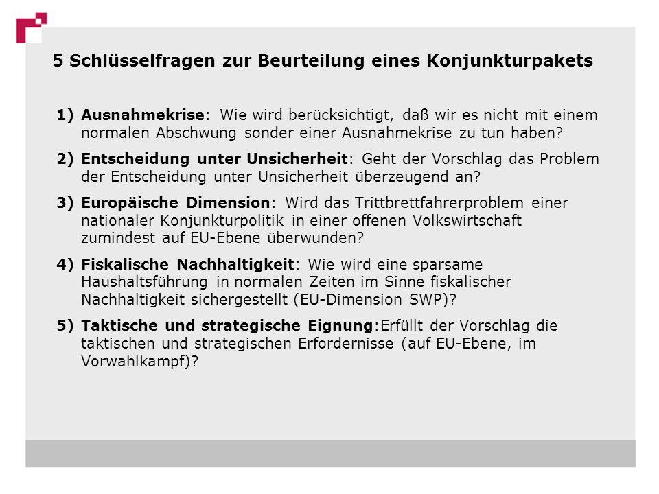 Entscheidung unter Unsicherheit Philipp Mißfelder (Frankfurter Rundschau, 1.