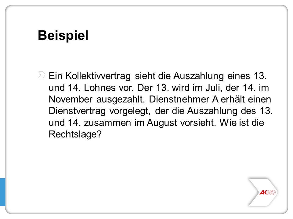 Abfertigungswirksame Beendigung Kündigung durch DG Gerechtf.
