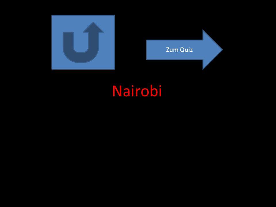 Nairobi Zum Quiz