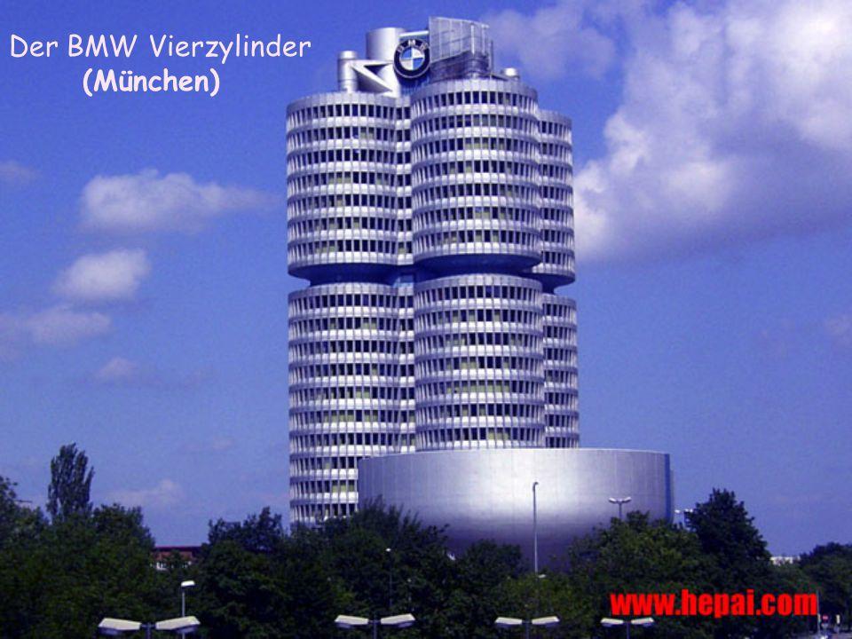 Der BMW Vierzylinder (München)