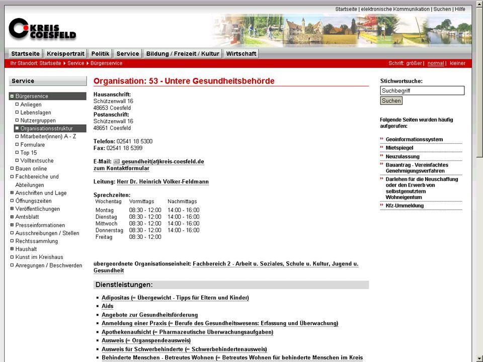 Landkreis Coesfeld