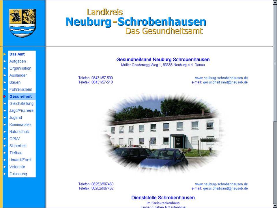 Landkreis Neuburg- Schrobenhausen