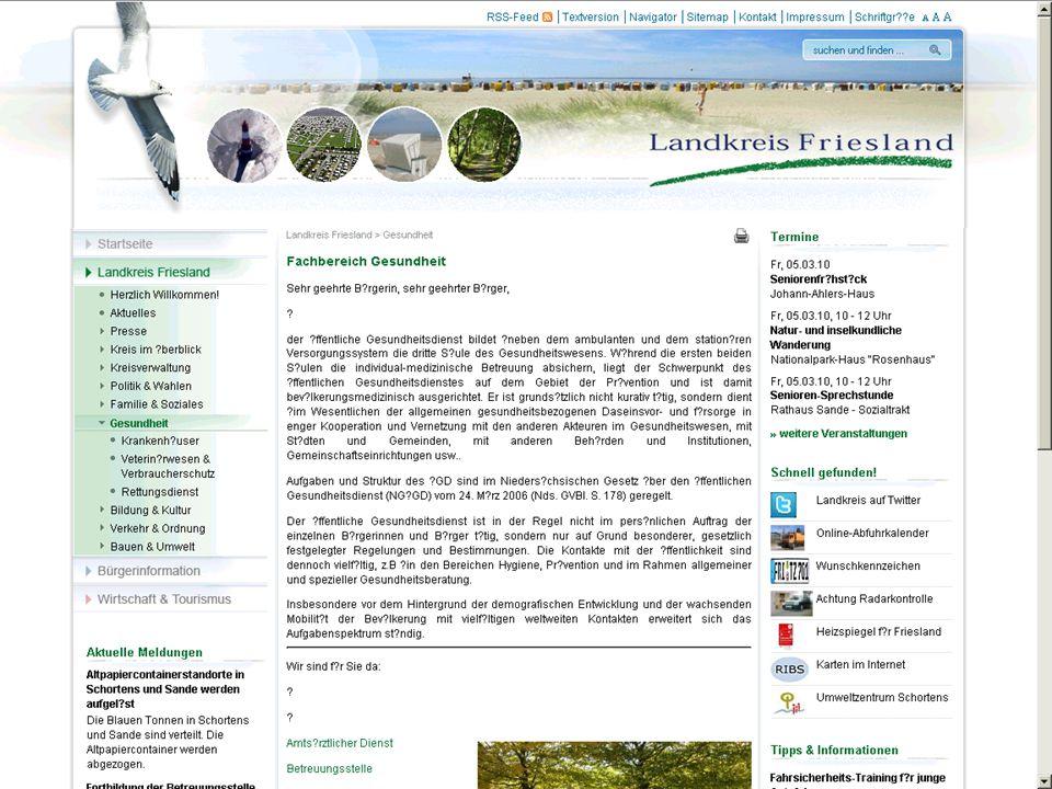 Landkreis Friesland